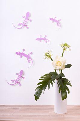 Echsen in 3D Style - Glänzend – Bild 11