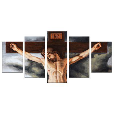Leinwandbild - Jesus am Kreuz – Bild 17