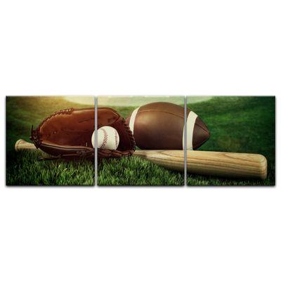 Leinwandbild - American Sports – Bild 7