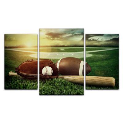Leinwandbild - American Sports – Bild 10