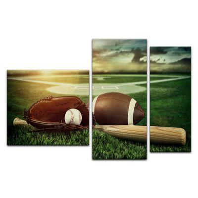 Leinwandbild - American Sports – Bild 12