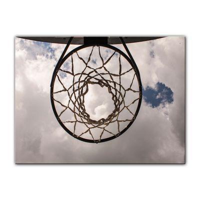 Leinwandbild - Basketballkorb – Bild 3