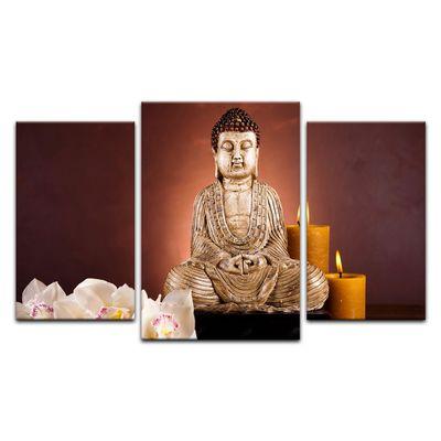 Leinwandbild - Buddha IV – Bild 5