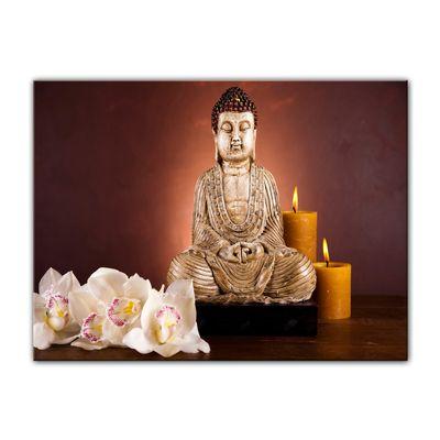 Leinwandbild - Buddha IV – Bild 10