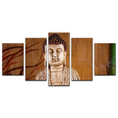Leinwandbild - Buddha V – Bild 5