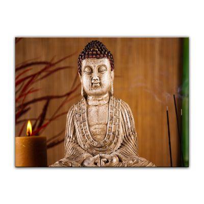 Leinwandbild - Buddha V – Bild 3