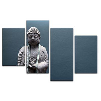 Leinwandbild - Buddha VI – Bild 7