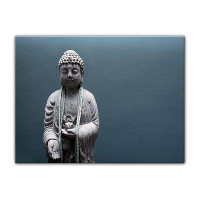 Leinwandbild - Buddha VI – Bild 3