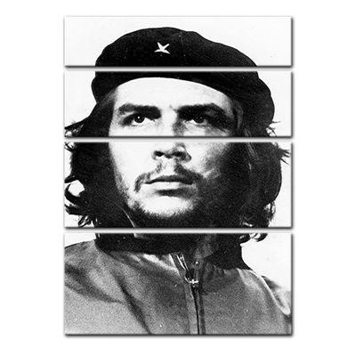 Leinwandbild - Che Guevara Porträt – Bild 3