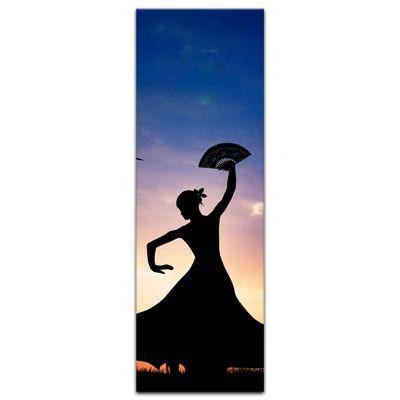 Leinwandbild - Flamencotänzerin – Bild 7