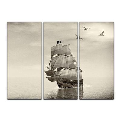 Leinwandbild - Piratenschiff – Bild 8