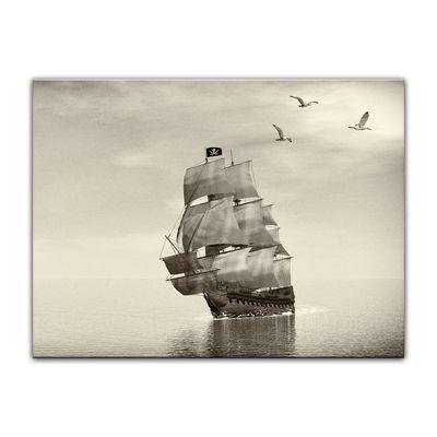 Leinwandbild - Piratenschiff – Bild 3