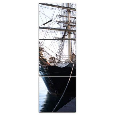 Leinwandbild - Segelschiff – Bild 8