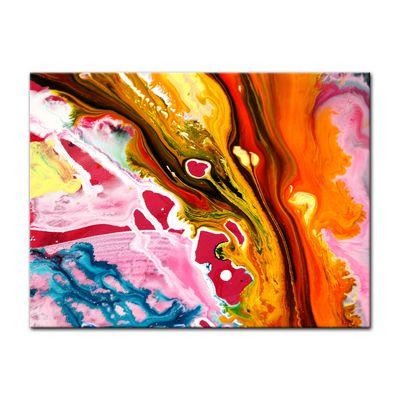 Leinwandbild - Abstrakte Kunst XL  – Bild 4