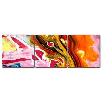 Leinwandbild - Abstrakte Kunst XL  – Bild 7
