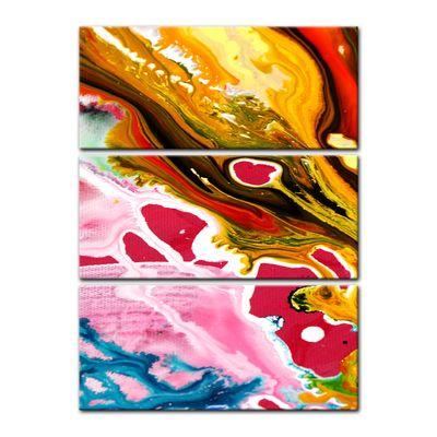 Leinwandbild - Abstrakte Kunst XL  – Bild 15