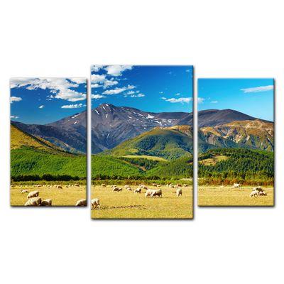 Leinwandbild - Berglandschaft - Neuseeland – Bild 10