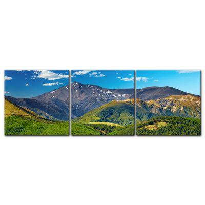 Leinwandbild - Berglandschaft - Neuseeland – Bild 7