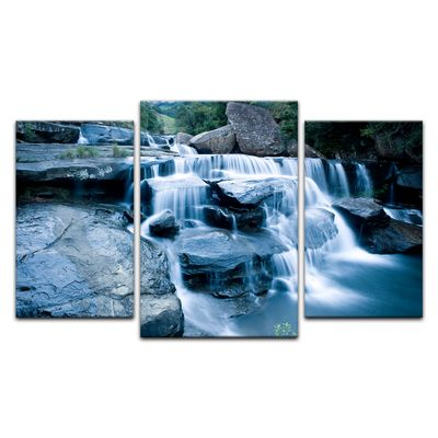Leinwandbild - Drakensberg Wasserfall  – Bild 10