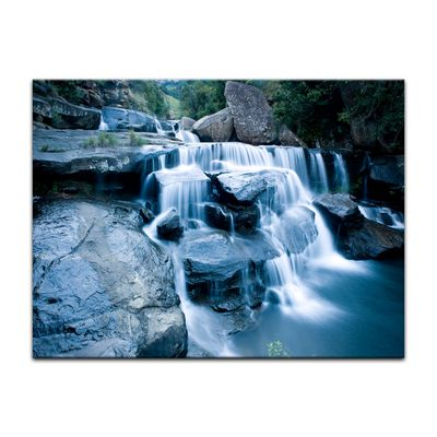 Leinwandbild - Drakensberg Wasserfall  – Bild 3