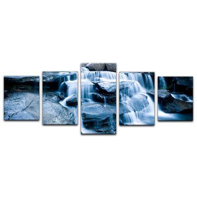 Leinwandbild - Drakensberg Wasserfall  – Bild 14