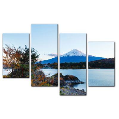 Leinwandbild - Fuji Kawaguchiko See – Bild 11