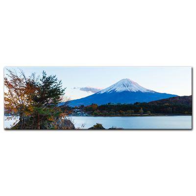 Leinwandbild - Fuji Kawaguchiko See – Bild 5