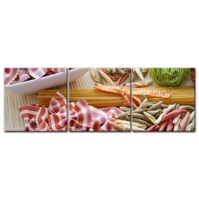 Leinwandbild - Italienische Pasta V – Bild 12