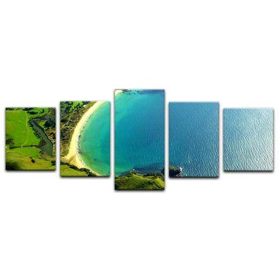 Leinwandbild - Taupo Bucht - Neuseeland – Bild 12