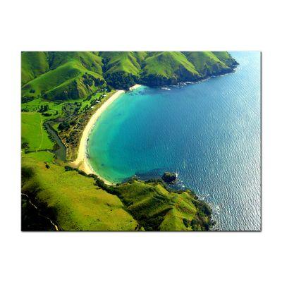 Leinwandbild - Taupo Bucht - Neuseeland – Bild 3