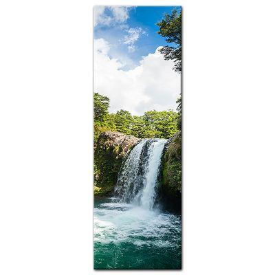 Leinwandbild - Tawhai Falls - Neuseeland – Bild 4
