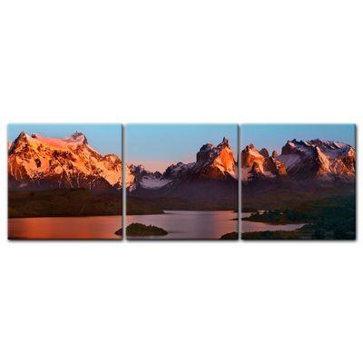 Leinwandbild - Torres del Paine - Chile – Bild 7