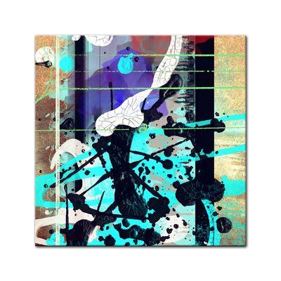 Leinwandbild - Abstrakte Kunst L  – Bild 2