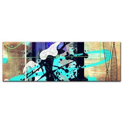 Leinwandbild - Abstrakte Kunst L  – Bild 5