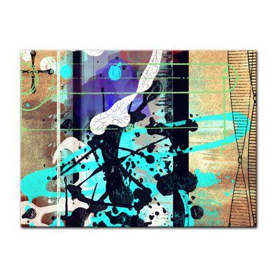 Leinwandbild - Abstrakte Kunst L  – Bild 4