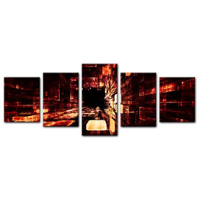Leinwandbild - Abstrakte Kunst LII  – Bild 13