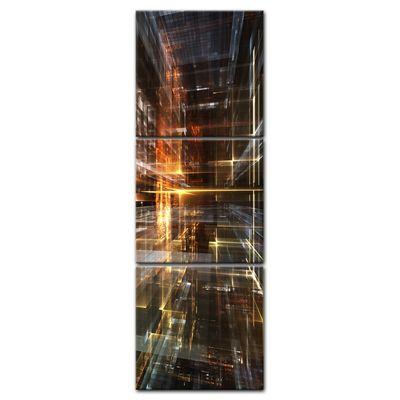 Leinwandbild - Abstrakte Kunst LVI  – Bild 7