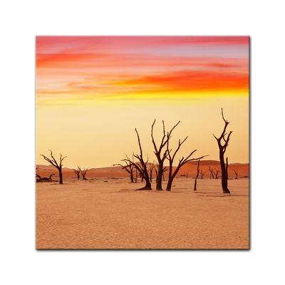 Leinwandbild - Dead Valley - Namibia – Bild 2