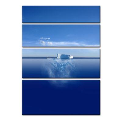 Leinwandbild - Eisberg – Bild 7