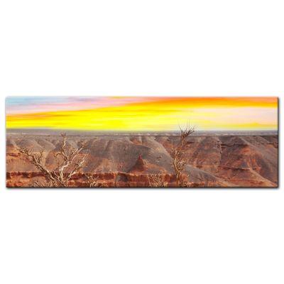 Leinwandbild - Wüste Gobi – Bild 5