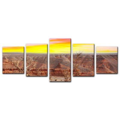 Leinwandbild - Wüste Gobi – Bild 12