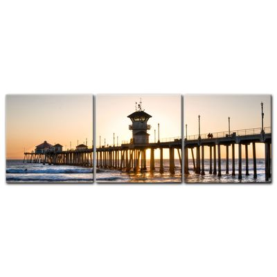 Leinwandbild - Huntington Beach - Kalifornien – Bild 7