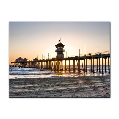 Leinwandbild - Huntington Beach - Kalifornien – Bild 3