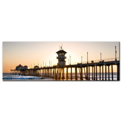 Leinwandbild - Huntington Beach - Kalifornien – Bild 5
