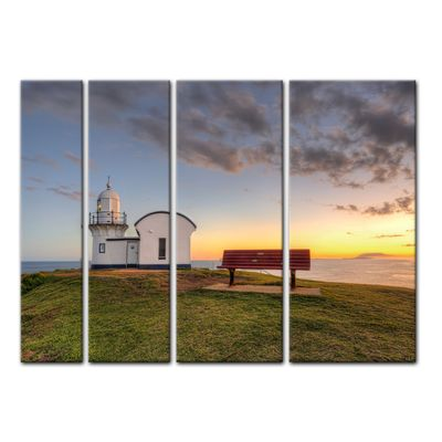 Leinwandbild - Leuchtturm - Port Macquarie – Bild 14
