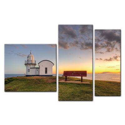 Leinwandbild - Leuchtturm - Port Macquarie – Bild 12