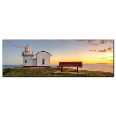 Leinwandbild - Leuchtturm - Port Macquarie – Bild 5