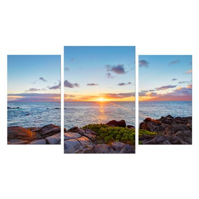 Leinwandbild - Küstenlinie Maui - Hawaii - USA – Bild 7