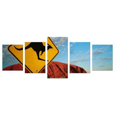 Leinwandbild - Ayers Rock - Australien – Bild 10