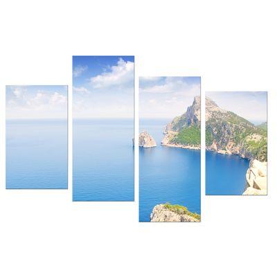 Leinwandbild - Cap Formentor - Mallorca – Bild 8